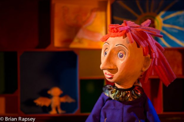 Nella Puppet from Nella's Wings Show