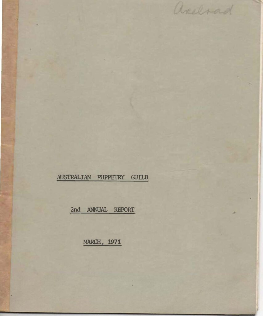 1972 Annual Report